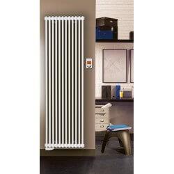 Radiateur LVI - EPOK V  - 1500W FLUIDE - Vertical (haut.1800) - 3631815