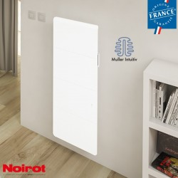 Radiateur Fonte NOIROT - AXIOM Smart ECOControl 1500W Vertical N3085SEFS Radiateur Fonte NOIROT - AXIOM Smart ECOControl 1500W V
