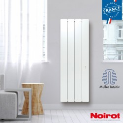 Radiateur Fonte NOIROT - BELLAGIO Smart ECOControl 1500W Vertical Blanc N1695SEFS Radiateur Fonte NOIROT - BELLAGIO Smart ECOCon