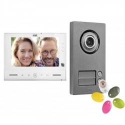 Kit video Note 2 pour 2 familles - URMET 1723/72