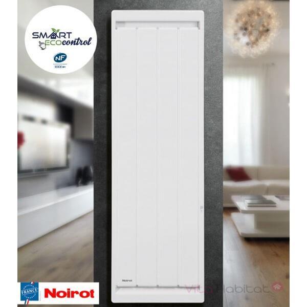 radiateur noirot calidou smart ecocontrol vertical - radiateur