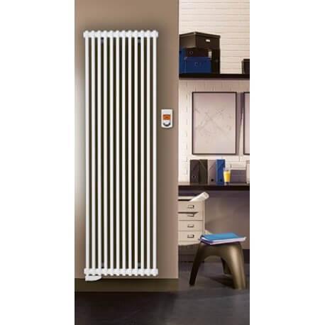 Radiateur LVI - EPOK V  - 2000W FLUIDE - Vertical (haut.2000) - 3632020