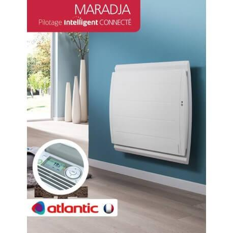Atlantic maradja 1500w suivre for speed for Radiateur atlantic maradja