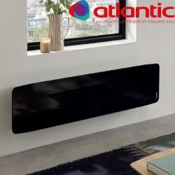 Radiateur électrique Atlantic DIVALI Premium Horizontal Blanc 1000W Lumineux - 507636