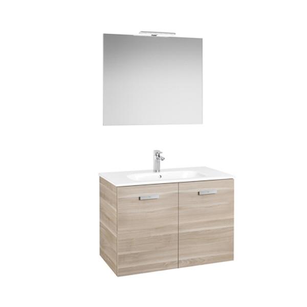 Pack salle de bains ensemble meuble 2 portes lavabo - Ensemble robinetterie salle de bain ...