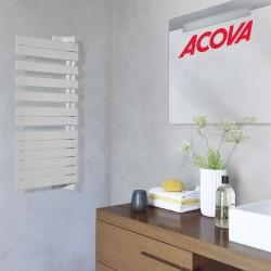Sèche-serviette Chauffage central ACOVA -  Fassane Spa Twist asymétrique à droite 429W - FRT081-055