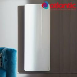 Radiateur électrique Atlantic DIVALI Premium Vertcial Blanc Lumineux