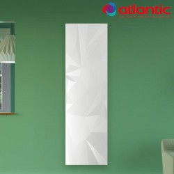 Radiateur Atlantic IRISIUM ORIGAMY 1500W Vertical Connecté et Intelligent - 604114