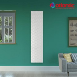 Radiateur Atlantic IRISIUM MOZAÏC 1500W Vertical Connecté et Intelligent - 604215