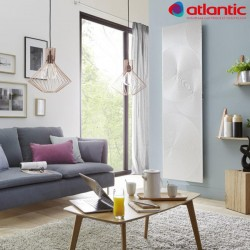 Radiateur Atlantic IRISIUM SERENITY 1500W Vertical Connecté et Intelligent - 604214