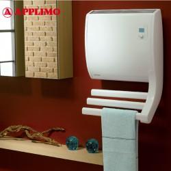 Sèche-serviettes électrique APPLIMO - ACAPULCO 2 Soufflant 2000W (1000W+1000W) - K2067FDEZ