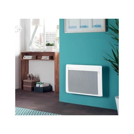 Radiateur rayonnant ATLANTIC TATOU Pilotage Intelligent Connecté 1250W Horizontal 566212