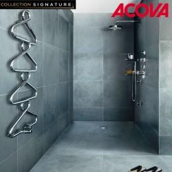 Sèche-serviette ACOVA Archibald eau chaude 336W ARCH-120-050