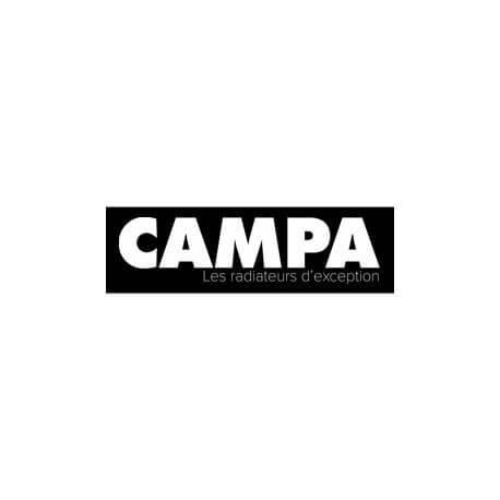 CAMPA KIT D'ANGLE COMETE BLANC KIT ACE 07 BCCB