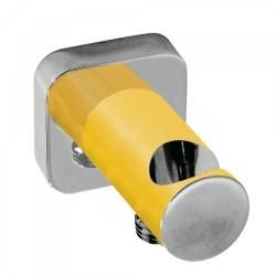 Support pour douchette avec prise d'eau murale - TRES 20018201AM Support pour douchette avec prise d'eau murale - TRES 20018201A