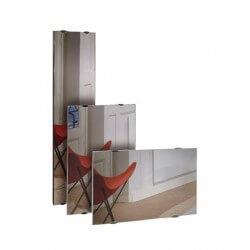 Radiateur électrique CAMPA CAMPAVER Select 3.0 Vertical Reflet 1000W CMSD10VMIRE
