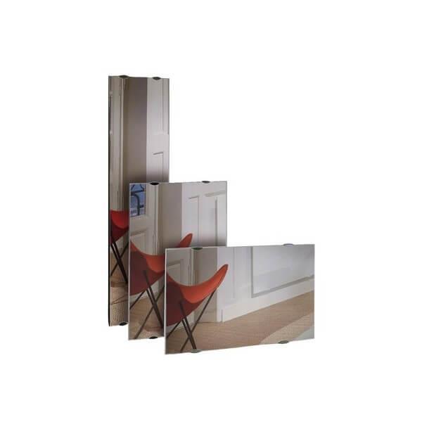radiateur electrique miroir vertical great image de. Black Bedroom Furniture Sets. Home Design Ideas