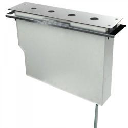 Kit réservoir pour baignoire étagère - TRES 134345 Kit réservoir pour baignoire étagère - TRES 134345134345
