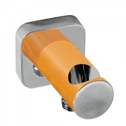 Support pour douchette avec prise d'eau murale - TRES 20018201NA Support pour douchette avec prise d'eau murale - TRES 20018201N