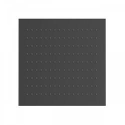 Douche acier inoxydable de tête anticalcaire 380x380mm.  - TRES 134944NM Douche acier inoxydable de tête anticalcaire 380x380m
