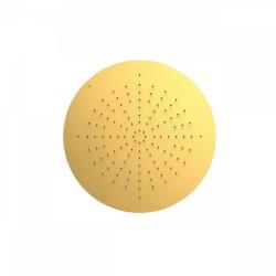 Douche acier inoxydable de tête anticalcaire Ø500mm.  - TRES 134950OM Douche acier inoxydable de tête anticalcaire Ø500mm.