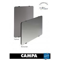 Radiateur électrique CAMPA CAMPAVER Ultime 3.0 Vertical Reflet 1000W CMUD10VMIRE