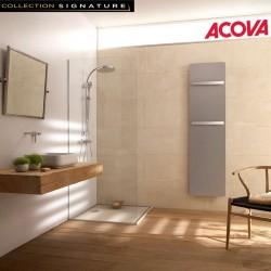 Sèche-serviette ACOVA Plume eau chaude 465W- GP-125-040