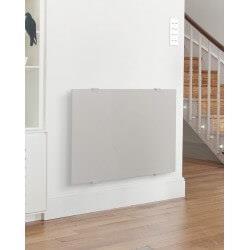 Radiateur électrique CAMPA NATURAY Select 3.0 Horizontal Grège 1500W NASD15HGREI