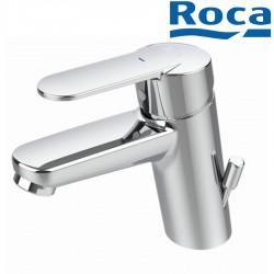 Mitigeur lavabo monotrou avec tirette latérale vid auto hostalène – Victoria  – ROCA A5A3K25C00