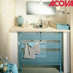 Sèche-serviette horizontal ACOVA - KÉVA Spa chauffage central 778W - SK-076-100