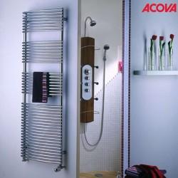 Sèche-serviette ACOVA - KÉVA Spa Chromé chauffage central 532W - CKO-135-050