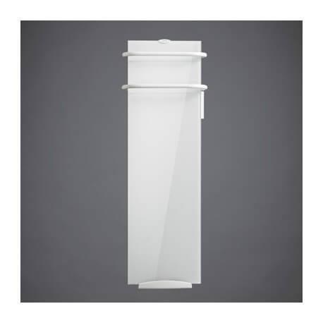 Sèche-serviettes électrique soufflant CAMPA Campaver-bains Select 3.0 Lys Blanc 1000W CVVS10BCCB