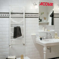 Sèche-serviette ACOVA Palma Spa eau chaude 736W CL-150-050