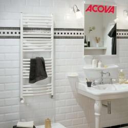 Sèche-serviette ACOVA Palma Spa eau chaude 1187W CL-170-075