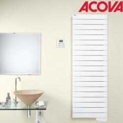 Sèche-serviette ACOVA REGATE Status électrique 1000W avec télécommande TPX-100-050/GF