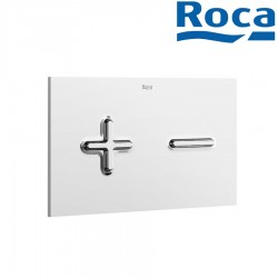 Plaque Actionnement Pl6 Dual Chrome - ROCA A890085001