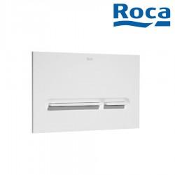 Pl5 Plaque De Commande Dual Blanche - ROCA A890099000