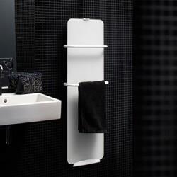Sèche-serviettes électrique soufflant CAMPA Campaver-bains Ultime 3.0 Lys Blanc 1600W CVVU16BCCB