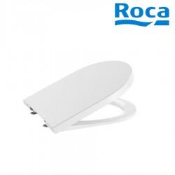 Abattant WC SILENCIO Blanc INSPIRA  - ROCA A80152200B