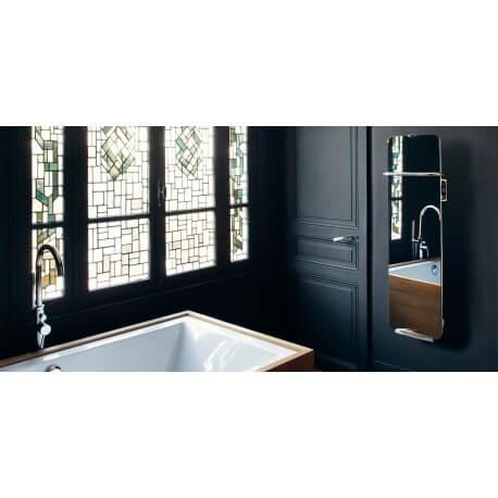 Sèche-serviettes électrique soufflant CAMPA Campaver-bains Ultime 3.0 Reflet 1600W CVVU16MIRE