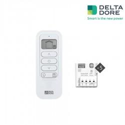 Pack TYXIA 541 centralisation des volets roulants par télécommande - DELTA DORE 6351409