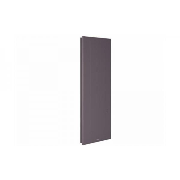 radiateur lectrique aluminium thermor ovation 2 gris ardoise 2000w vertical. Black Bedroom Furniture Sets. Home Design Ideas