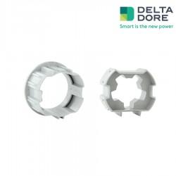 Roue et couronne pour tube ZF64 - DELTA DORE 6356018