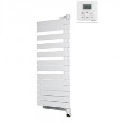 Sèche-serviette Soufflant ACOVA - REGATE Twist + Air électrique pivot à droite 2000W (1000W+1000W) TXRR100-055IFS