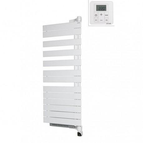 Sèche-serviette Soufflant ACOVA - REGATE Twist + Air électrique pivot à droite 1750W (750W+1000W) TXRR075-055IFS