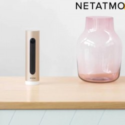 Caméra intérieure de sécurité NETATMO - NSC-PRO