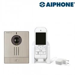Carillon audio et vidéo sans fil technologie DECT WL11  - AIPHONE 130700