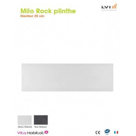 Radiateur electrique MILO Rock Plinthe (haut.250) LVI