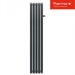 Radiateur électrique THERMOR MYTHIK Vertical 1250W Gris Ardoise - 460253