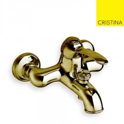 Mitigeur bain douche Vieux Bronze MUSEO - CRISTINA ONDYNA MU10292
